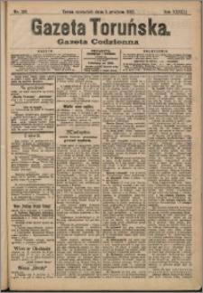 Gazeta Toruńska 1907, R. 43 nr 281