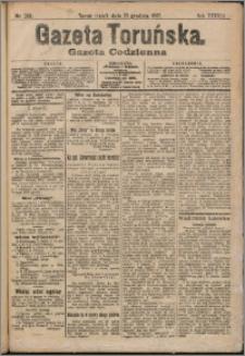Gazeta Toruńska 1907, R. 43 nr 288