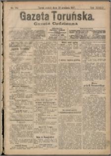 Gazeta Toruńska 1907, R. 43 nr 294