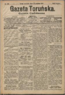 Gazeta Toruńska 1907, R. 43 nr 296 + dodatek