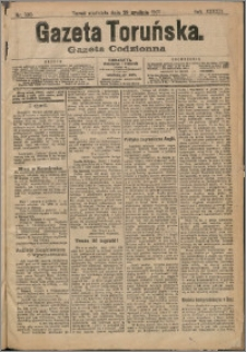 Gazeta Toruńska 1907, R. 43 nr 300