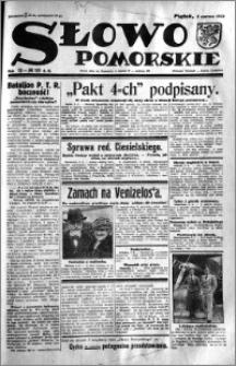 Słowo Pomorskie 1933.06.09 R.13 nr 131