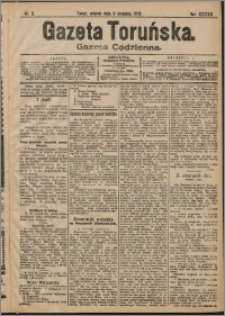 Gazeta Toruńska 1906, R. 42 nr 5