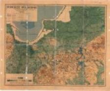 Pomorze Wschodnie : mapa fizyczno-administracyjna