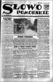 Słowo Pomorskie 1933.08.08 R.13 nr 180