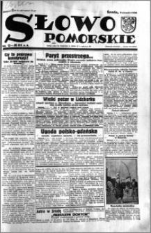 Słowo Pomorskie 1933.08.09 R.13 nr 181
