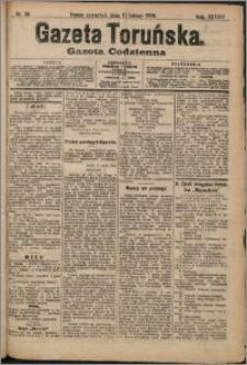 Gazeta Toruńska 1908, R. 44 nr 36