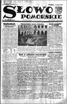 Słowo Pomorskie 1933.09.01 R.13 nr 200
