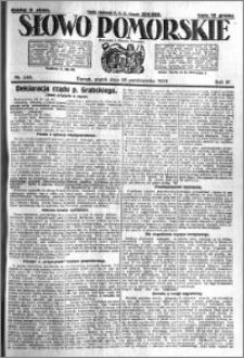 Słowo Pomorskie 1924.10.24 R.4 nr 248