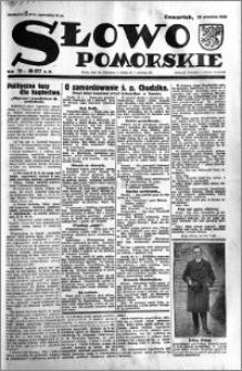 Słowo Pomorskie 1933.09.21 R.13 nr 217