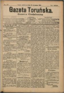 Gazeta Toruńska 1908, R. 44 nr 277 + dodatek
