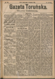 Gazeta Toruńska 1906, R. 42 nr 268