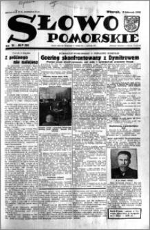Słowo Pomorskie 1933.11.07 R.13 nr 256