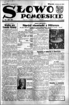 Słowo Pomorskie 1933.11.14 R.13 nr 262