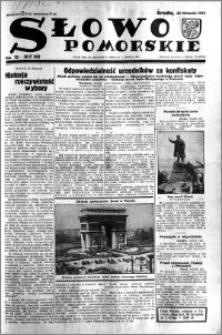 Słowo Pomorskie 1933.11.15 R.13 nr 263