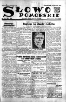Słowo Pomorskie 1933.11.16 R.13 nr 264