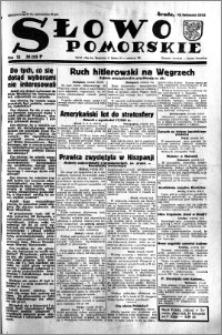 Słowo Pomorskie 1933.11.22 R.13 nr 269