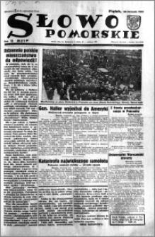 Słowo Pomorskie 1933.11.24 R.13 nr 271