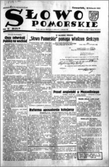Słowo Pomorskie 1933.11.30 R.13 nr 276