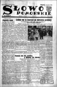 Słowo Pomorskie 1933.12.08 R.13 nr 283