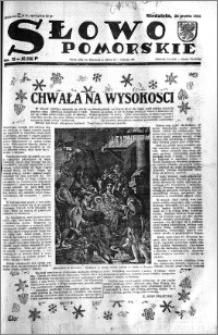 Słowo Pomorskie 1933.12.24 R.13 nr 296