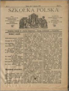 Szkółka Polska 1908 nr 1