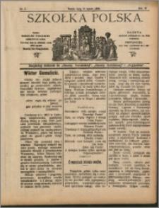 Szkółka Polska 1908 nr 6