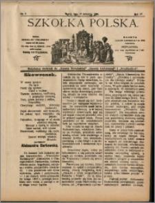 Szkółka Polska 1908 nr 8