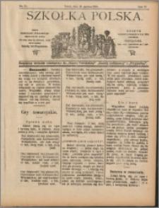 Szkółka Polska 1908 nr 13