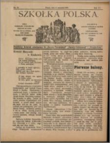 Szkółka Polska 1908 nr 18