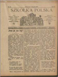 Szkółka Polska 1908 nr 23