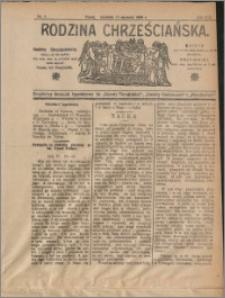 Rodzina Chrześciańska 1908 nr 2