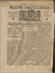 Rodzina Chrześciańska 1908 nr 3
