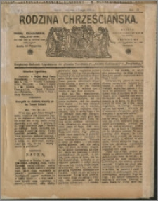 Rodzina Chrześciańska 1908 nr 5