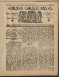 Rodzina Chrześciańska 1908 nr 7
