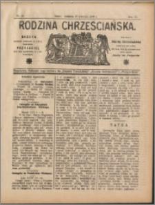 Rodzina Chrześciańska 1908 nr 16