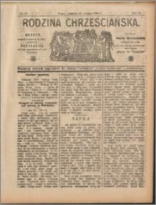 Rodzina Chrześciańska 1908 nr 17