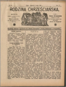 Rodzina Chrześciańska 1908 nr 19