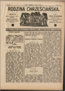 Rodzina Chrześciańska 1908 nr 23