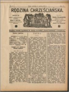 Rodzina Chrześciańska 1908 nr 25