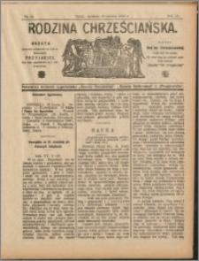 Rodzina Chrześciańska 1908 nr 26