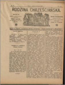 Rodzina Chrześciańska 1908 nr 28