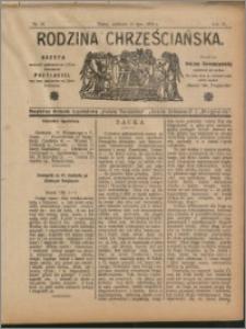 Rodzina Chrześciańska 1908 nr 29