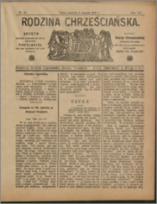 Rodzina Chrześciańska 1908 nr 31