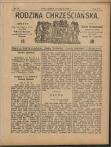 Rodzina Chrześciańska 1908 nr 35
