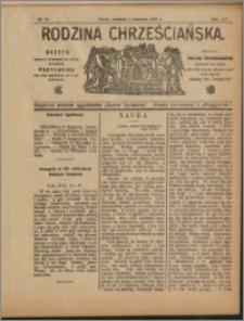 Rodzina Chrześciańska 1908 nr 36