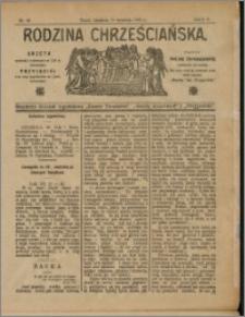 Rodzina Chrześciańska 1908 nr 38