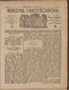 Rodzina Chrześciańska 1908 nr 39