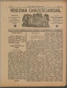 Rodzina Chrześciańska 1908 nr 49