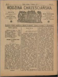 Rodzina Chrześciańska 1908 nr 50